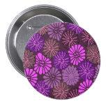 botón del rosa japonés pins