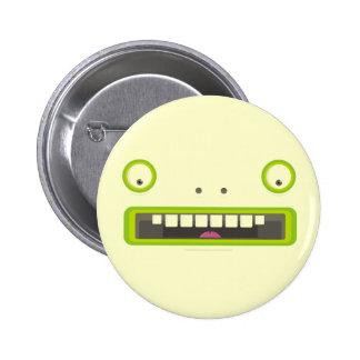 botón del sapo
