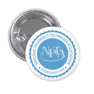 Botón del sello de NPTA Pin