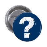 Botón del signo de interrogación pins