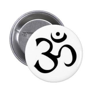 Botón del símbolo del ohmio