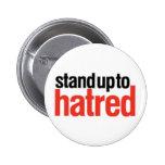 Botón del Soporte-Para arriba-A-Odio Pins
