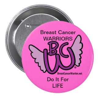 Botón del superviviente del cáncer