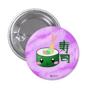 Botón del sushi pins