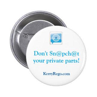 botón del @t de Sn@pch Pin