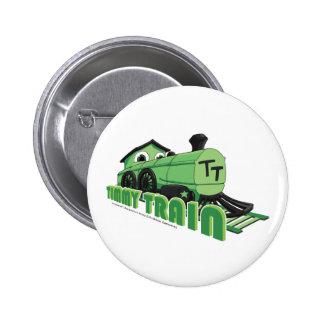 Botón del tren de Timmy Pin