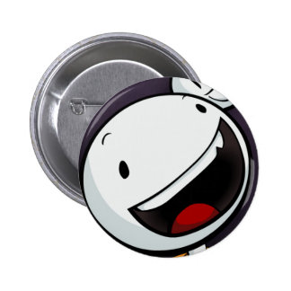 Botón del tumor de Timmy Pin Redondo De 2 Pulgadas