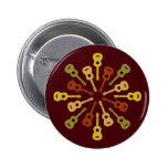 Botón del Ukulele Pins