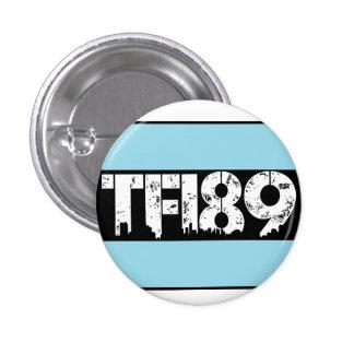 Botón del vintage TFI89 Pin