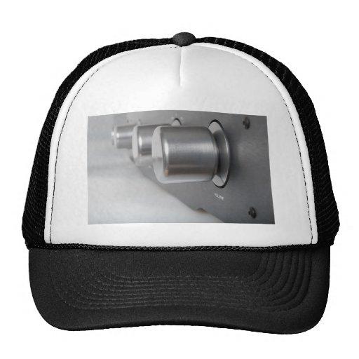 Botón del volumen gorras de camionero