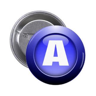 Botón del Web 2 0 Pins