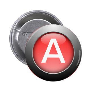 Botón del Web 2 0 Pin