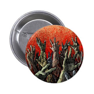 Botón del zombi pins