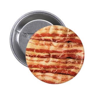 ¡Botón delicioso del TOCINO Pins