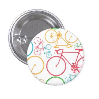 Botón deportivo del ciclo