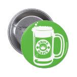 botón diario de la bebida pin