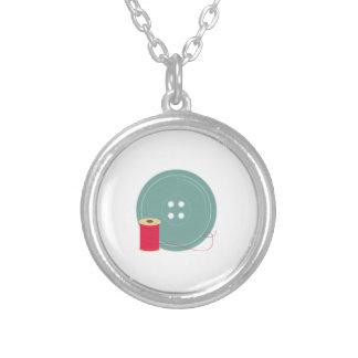 Botón e hilo joyeria personalizada