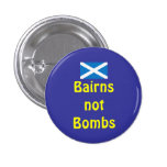 Botón escocés de Indy de la independencia de las b Pin