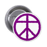 Botón eterno de la paz pins