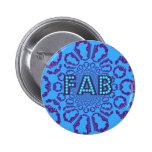 botón fabuloso pins