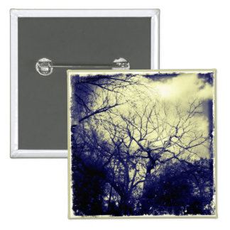 Botón fantasmagórico del árbol 3 pins