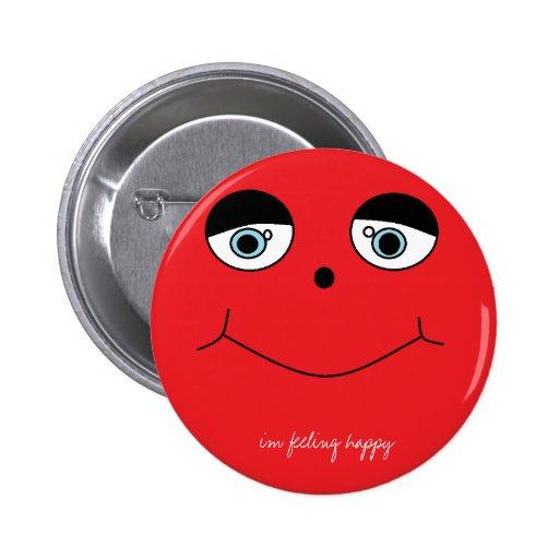 Botón feliz