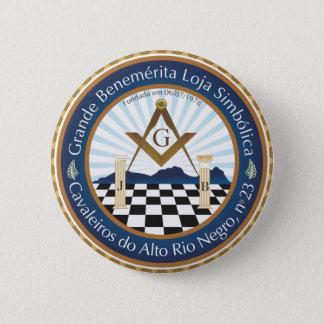Boton Freemason CARN Amazon Pinback Button