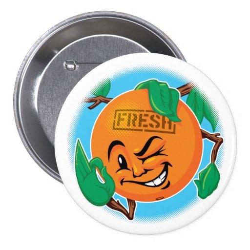 Botón fresco