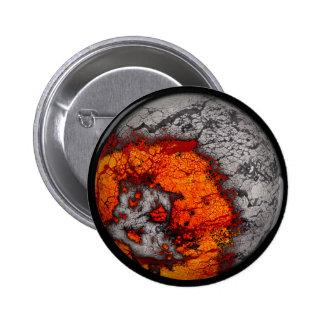 Botón fundido de la luna… pin