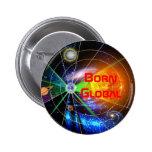Botón global nacido pins