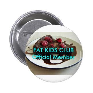 Botón gordo del club de los niños
