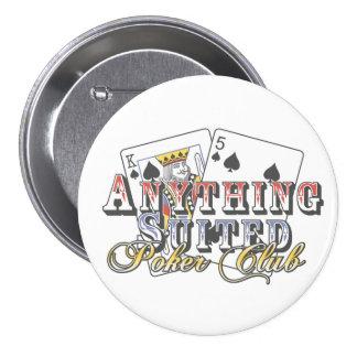 Botón grande de ASPC Pin