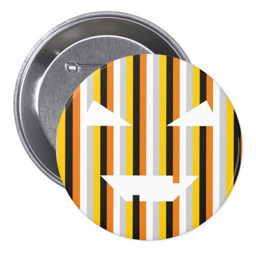 Botón grande del Bot de Halloween Pins
