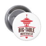 Botón grande del nanovatio de la tabla pin