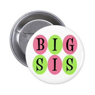 Botón grande del SIS Pin