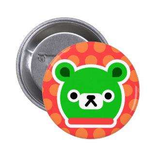 Botón - Guto Pin Redondo De 2 Pulgadas