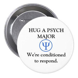 Botón importante divertido de Psych Pins