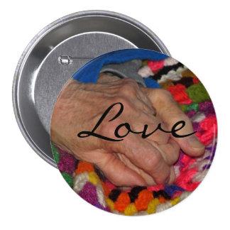 Botón intemporal del amor