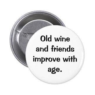 Botón italiano del proverbio No.133 Pin Redondo De 2 Pulgadas
