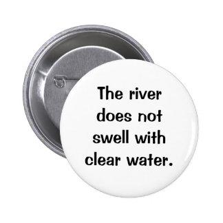 Botón italiano del proverbio No 172 Pin