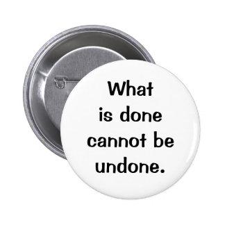 Botón italiano del proverbio No.195 Pin Redondo De 2 Pulgadas
