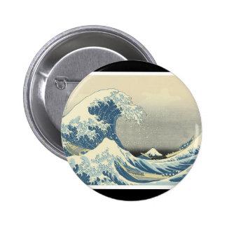 Botón japonés pins