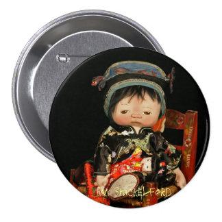 Botón Jin Jin del bebé de enero Shackelford