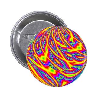 Botón Kai 065 Pin Redondo De 2 Pulgadas