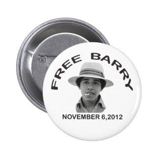 Botón LIBRE de BARRY