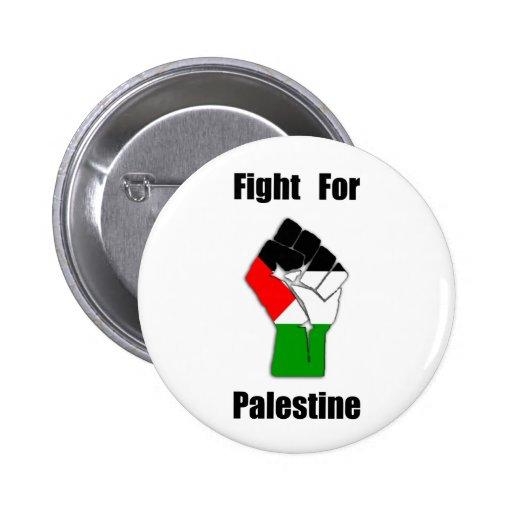 Botón libre libre de Palestina Pin Redondo De 2 Pulgadas