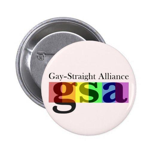 Botón ligero redondo clásico de GSA Pins