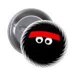 Botón lindo de Ninja Pins