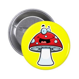 Botón mágico de la seta