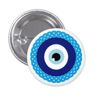 Botón-mal-ojo Pin